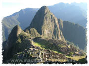 Machu Picchu General View