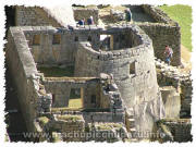 Photos of Machu Picchu: Temple of the Sun